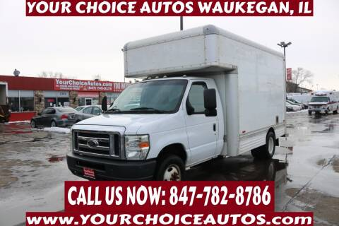 2010 Ford E-Series Chassis for sale at Your Choice Autos - Waukegan in Waukegan IL