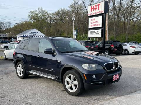 2008 BMW X5 for sale at H4T Auto in Toledo OH