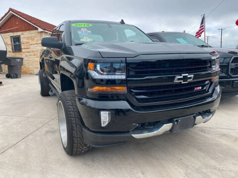 2018 Chevrolet Silverado 1500 for sale at Speedway Motors TX in Fort Worth TX
