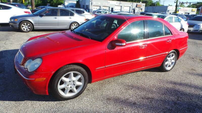 2004 Mercedes-Benz C-Class for sale at Unlimited Auto Sales in Upper Marlboro MD