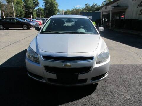 2012 Chevrolet Malibu for sale at Mid - Way Auto Sales INC in Montgomery NY