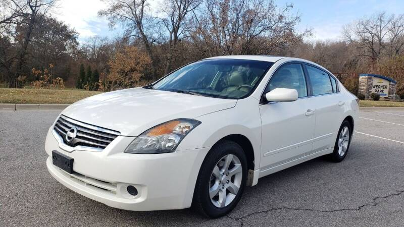2008 Nissan Altima for sale at Nationwide Auto in Merriam KS