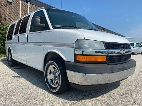 2003 Chevrolet Express Cargo for sale at Classic Motor Group in Cleveland OH