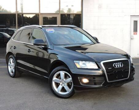 2010 Audi Q5 for sale at Saugus Auto Mall in Saugus MA