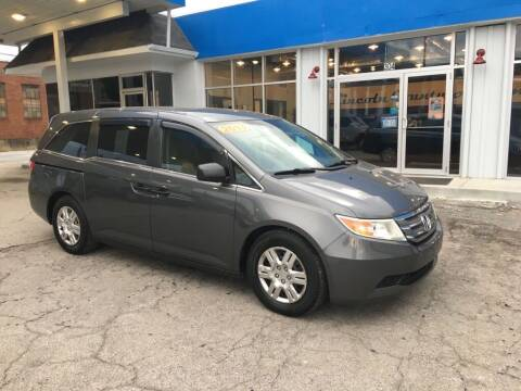 2013 Honda Odyssey for sale at Lincoln County Automotive in Fayetteville TN