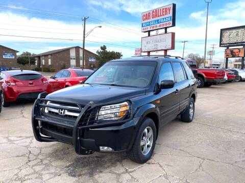 2006 Honda Pilot for sale at Car Gallery in Oklahoma City OK
