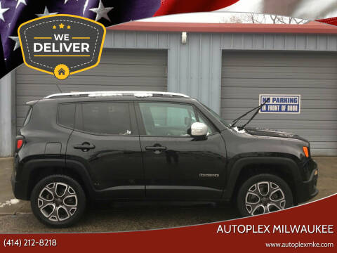 2015 Jeep Renegade for sale at Autoplex 3 in Milwaukee WI