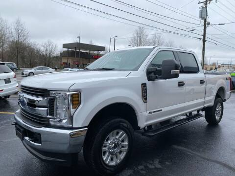 2019 Ford F-250 Super Duty for sale at Viewmont Auto Sales in Hickory NC