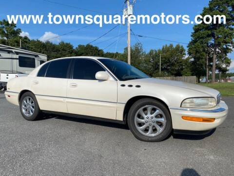 2004 Buick Park Avenue for sale at Town Square Motors in Lawrenceville GA