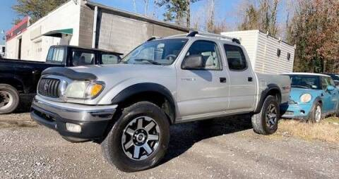 2003 Toyota Tacoma for sale at North Knox Auto LLC in Knoxville TN