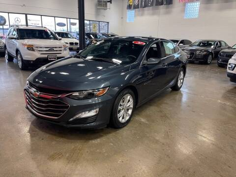 2020 Chevrolet Malibu for sale at CarNova in Sterling Heights MI