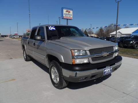 2004 Chevrolet Silverado 1500 for sale at America Auto Inc in South Sioux City NE