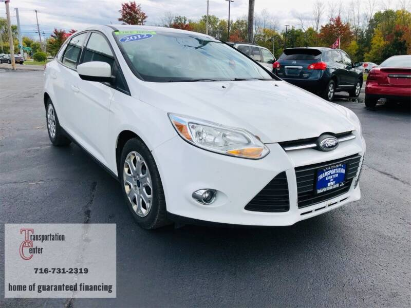 2012 Ford Focus for sale at Transportation Center Of Western New York in Niagara Falls NY