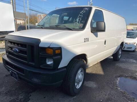 2008 Ford E-Series Cargo for sale at Philadelphia Public Auto Auction in Philadelphia PA