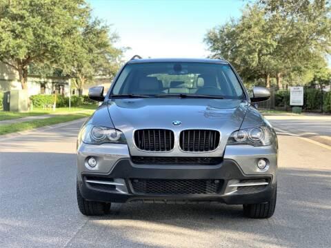 2007 BMW X5 for sale at Presidents Cars LLC in Orlando FL