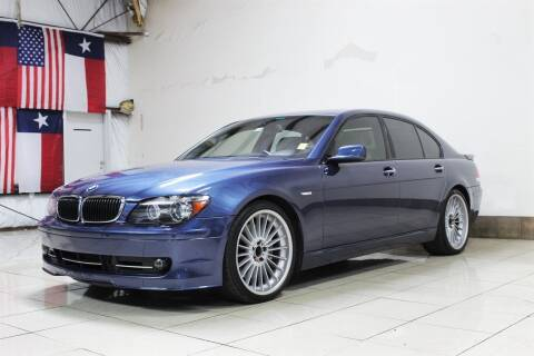 2008 BMW 7 Series for sale at ROADSTERS AUTO in Houston TX