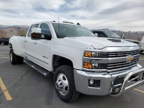 2017 Chevrolet Silverado 3500HD for sale at Shamrock Group LLC #1 in Pleasant Grove UT
