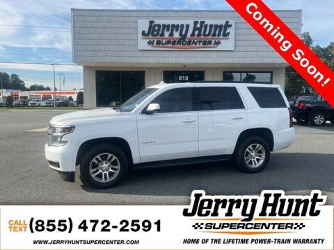 2015 Chevrolet Tahoe for sale at Jerry Hunt Supercenter in Lexington NC