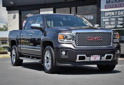 2015 GMC Sierra 1500 for sale at Michael's Auto Plaza Latham in Latham NY