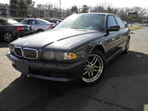 2001 BMW 7 Series for sale at DMV Auto Group in Falls Church VA