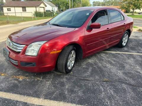 2008 Ford Fusion for sale at Peak Motors in Loves Park IL