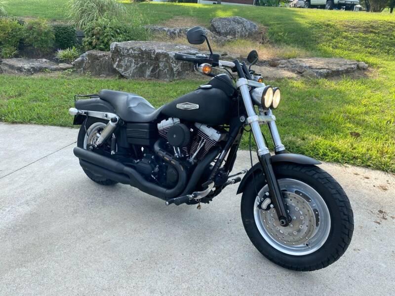 2008 Harley-Davidson FXDF for sale at HIGHWAY 12 MOTORSPORTS in Nashville TN