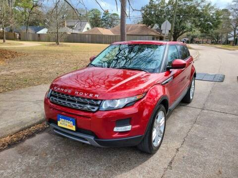 2014 Land Rover Range Rover Evoque for sale at Amazon Autos in Houston TX