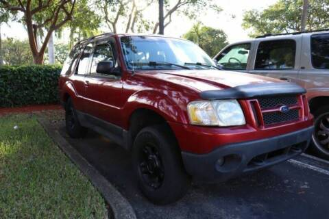 2003 Ford Explorer Sport for sale at Keen Auto Mall in Pompano Beach FL