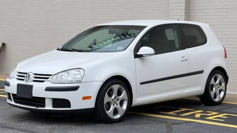 2008 Volkswagen Rabbit for sale at Carland Auto Sales INC. in Portsmouth VA