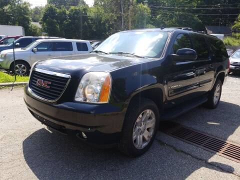 2007 GMC Yukon XL for sale at AMA Auto Sales LLC in Ringwood NJ