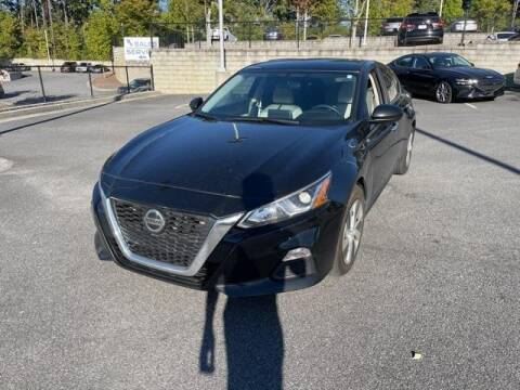 2019 Nissan Altima for sale at CU Carfinders in Norcross GA