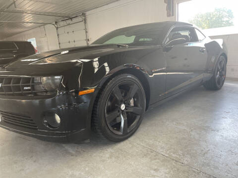 2010 Chevrolet Camaro for sale at Stakes Auto Sales in Fayetteville PA