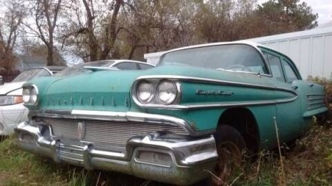 1958 Oldsmobile Eighty-Eight for sale at Classic Car Deals in Cadillac MI