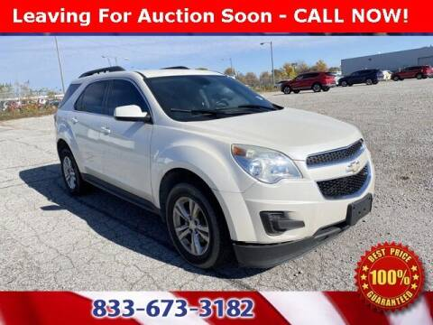 2012 Chevrolet Equinox for sale at Glenbrook Dodge Chrysler Jeep Ram and Fiat in Fort Wayne IN