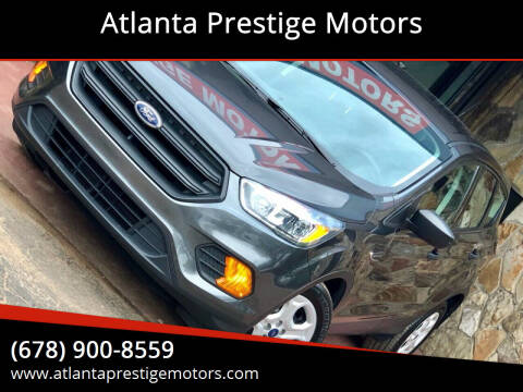 2017 Ford Escape for sale at Atlanta Prestige Motors in Decatur GA