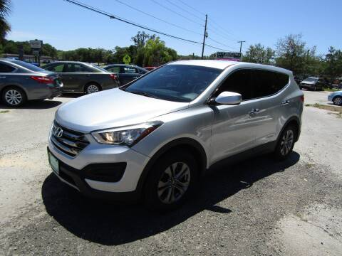 2016 Hyundai Santa Fe Sport for sale at S & T Motors in Hernando FL