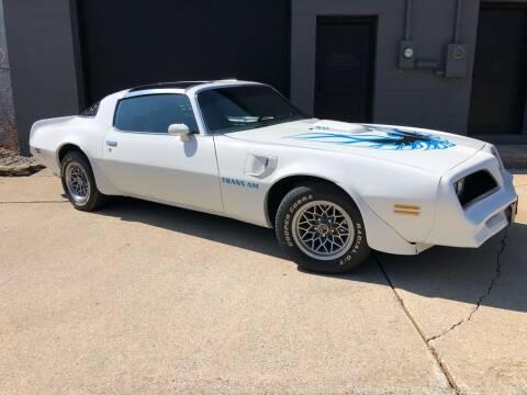1978 Pontiac Trans Am for sale at Adrenaline Motorsports Inc. in Saginaw MI
