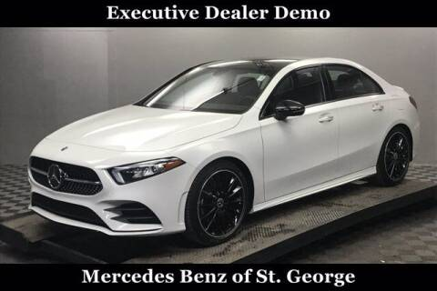 2020 Mercedes-Benz A-Class for sale at Stephen Wade Pre-Owned Supercenter in Saint George UT