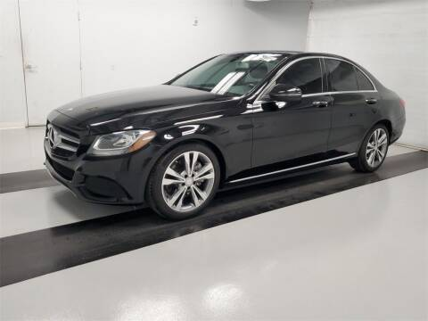 2017 Mercedes-Benz C-Class for sale at Florida Fine Cars - West Palm Beach in West Palm Beach FL