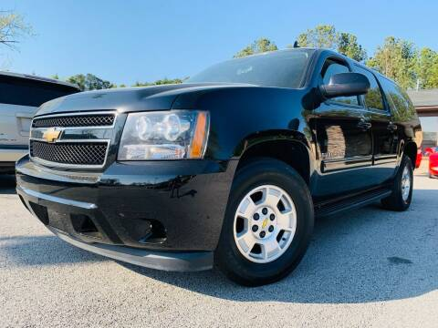 2011 Chevrolet Suburban for sale at Classic Luxury Motors in Buford GA