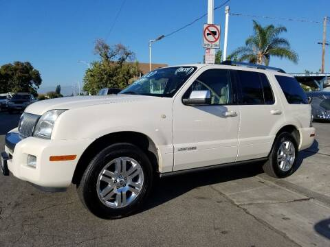2007 Mercury Mountaineer for sale at Olympic Motors in Los Angeles CA