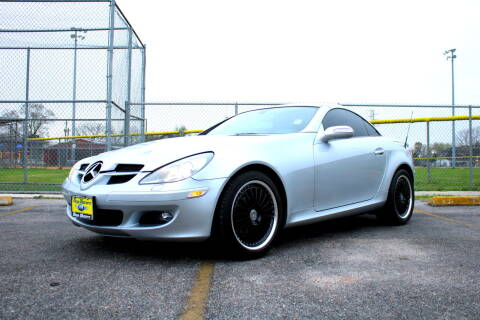2008 Mercedes-Benz SLK for sale at MEGA MOTORS in South Houston TX