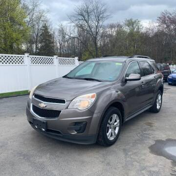 2011 Chevrolet Equinox for sale at MBM Auto Sales and Service in East Sandwich MA