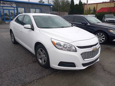 2014 Chevrolet Malibu for sale at Showroom Auto Sales of Charleston in Charleston SC