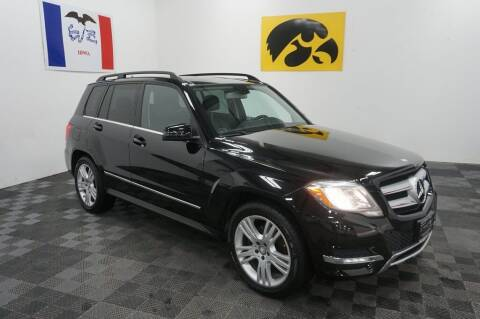 2013 Mercedes-Benz GLK for sale at Carousel Auto Group in Iowa City IA
