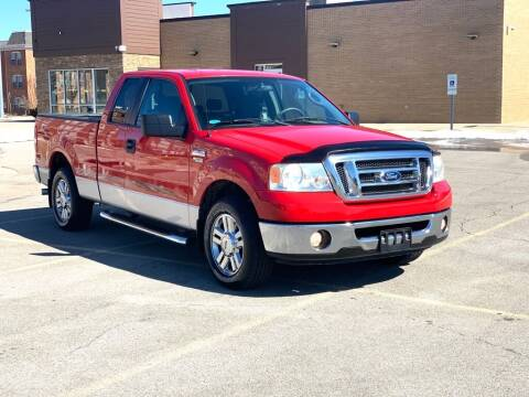 2008 Ford F-150 for sale at Cartopia Auto Sales in St Louis MO