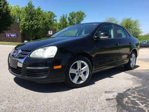 2006 Volkswagen Jetta for sale at VENTURE MOTORS in Wickliffe OH