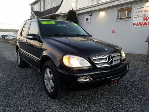 2003 Mercedes-Benz M-Class for sale at Reyes Automotive Group in Lakewood NJ
