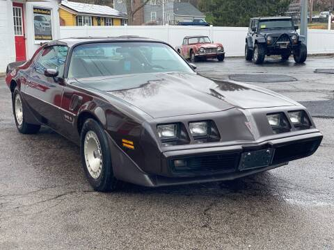 1981 Pontiac Firebird for sale at Milford Automall Sales and Service in Bellingham MA
