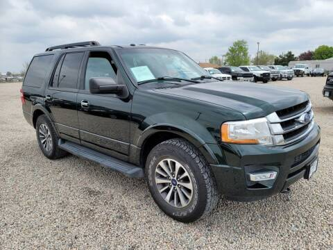 2016 Ford Expedition for sale at BERKENKOTTER MOTORS in Brighton CO